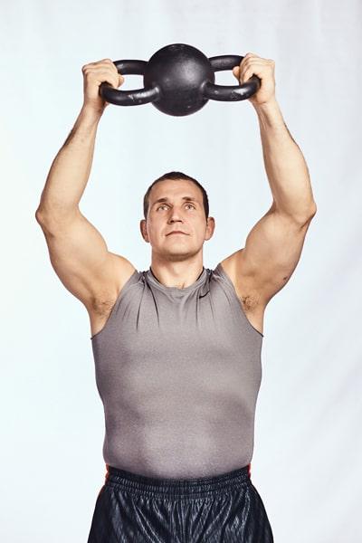 Мышцы, тренируемые в гиревом спорте
