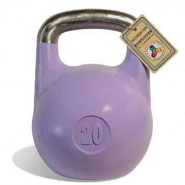 гиря чемпионская 20 кг