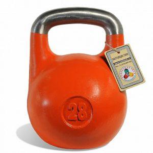 Гиря чемпионская 28 кг