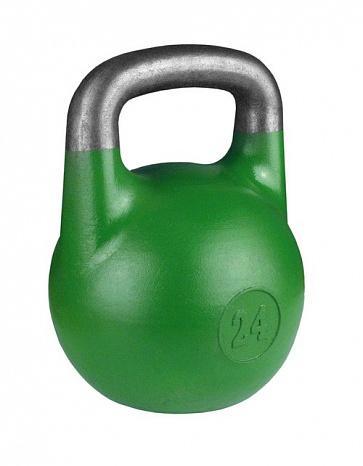 гиря соревновательная 24 кг