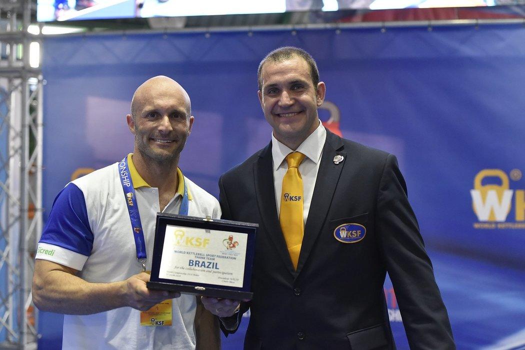 Копилка наград пополняется. Итоги Чемпионата Мира WKSF