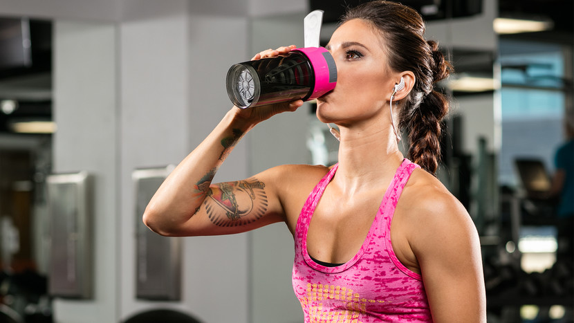 Рекомендации HunterLabrada's по добавкам и питанию во время тренировок