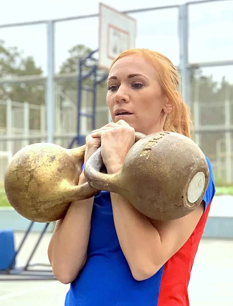 Гиревой спорт в Челябинске