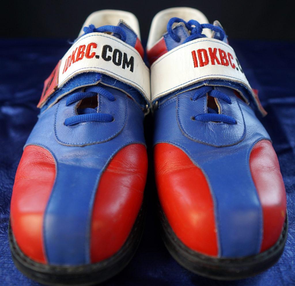гиревая обувь