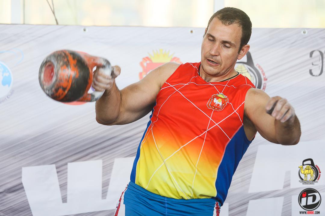 Всероссийский фестиваль гири прошел в Челябинске Железная битва 2021.